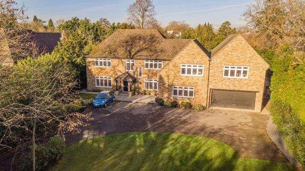 7 Bedrooms Detached House for sale in Mill Lane, Gerrards Cross, Buckinghamshire