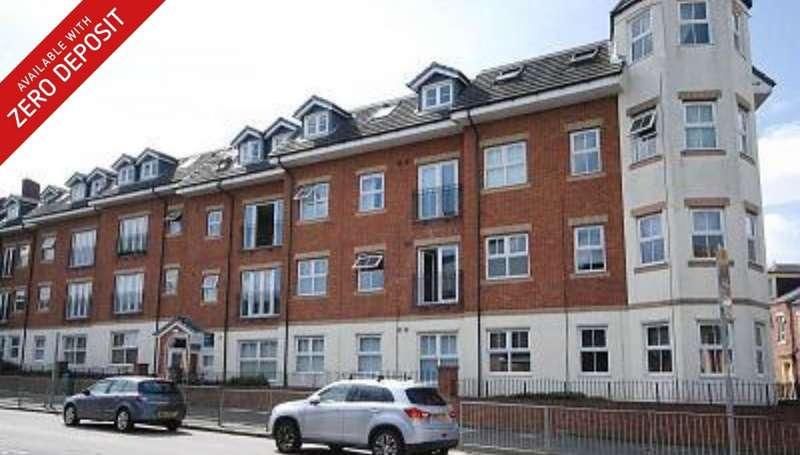 2 Bedrooms Flat for rent in Rekendyke Mews, South Shields