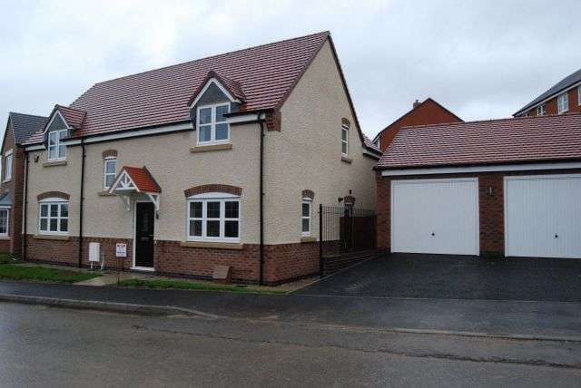 4 Bedrooms Detached House for rent in Burnham Way, Long Buckby, Northampton NN6 7WU