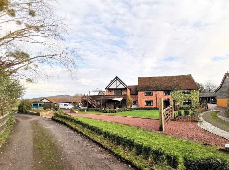 6 Bedrooms Barn Conversion Character Property for sale in Dinedor, Hereford
