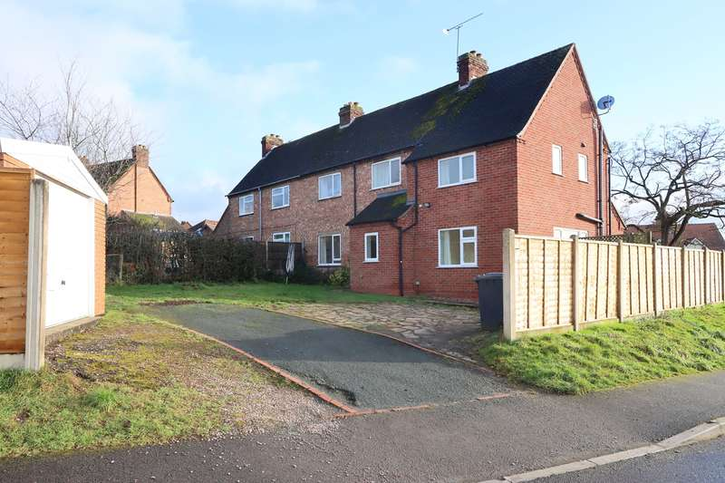 4 Bedrooms Semi Detached House for rent in Briar Hill, Chaddesley Corbett, Kidderminster, DY10