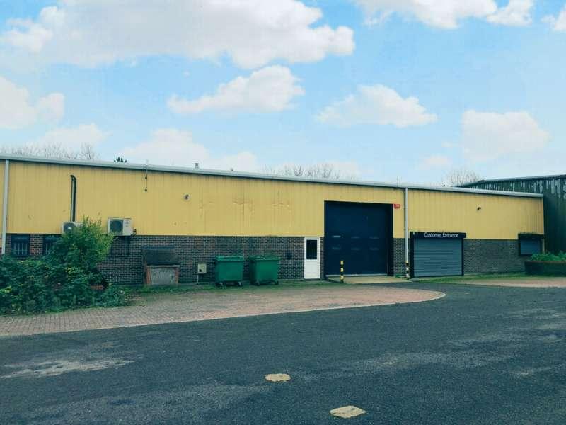 Light Industrial Commercial for rent in Park Farm Ind Estate, Folkestone, CT19