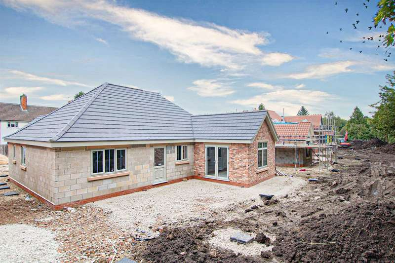 3 Bedrooms Detached Bungalow for sale in Cow Lane, Tealby, Market Rasen