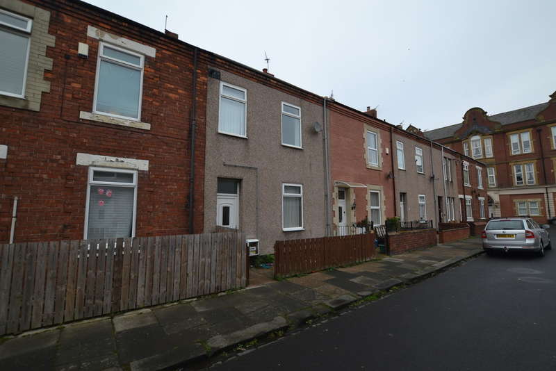 3 Bedrooms Terraced House for rent in Rowley Street, Blyth, Tyne and Wear