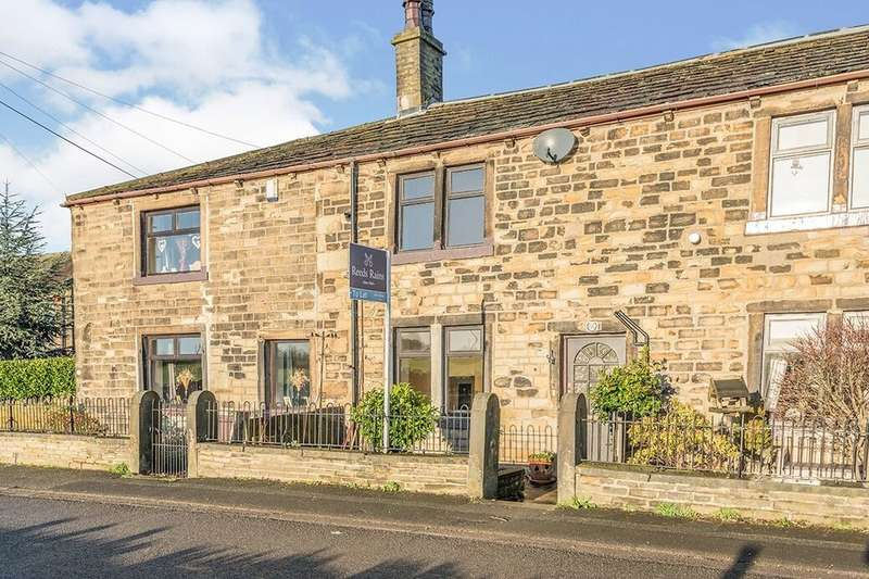 3 Bedrooms Terraced House for rent in Hare Park Lane, Liversedge, WF15