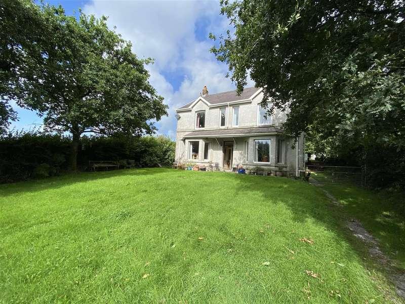 4 Bedrooms Property for sale in Derwydd Road, Ammanford