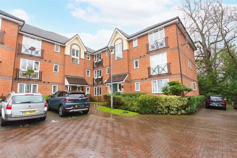 2 Bedrooms Apartment Flat for rent in Shaw Park, Crowthorne