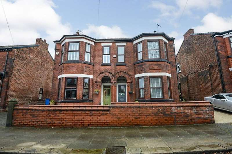 3 Bedrooms Semi Detached House for sale in Temple Drive, Swinton, M27