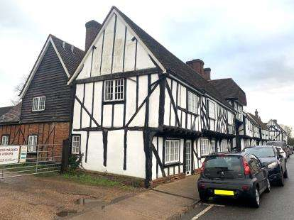 1 Bedroom Maisonette Flat for sale in Bunyans Mead, Elstow, Bedford, Bedfordshire