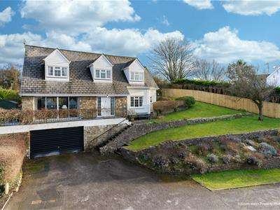 4 Bedrooms Detached House for sale in The Paddock, Cowbridge
