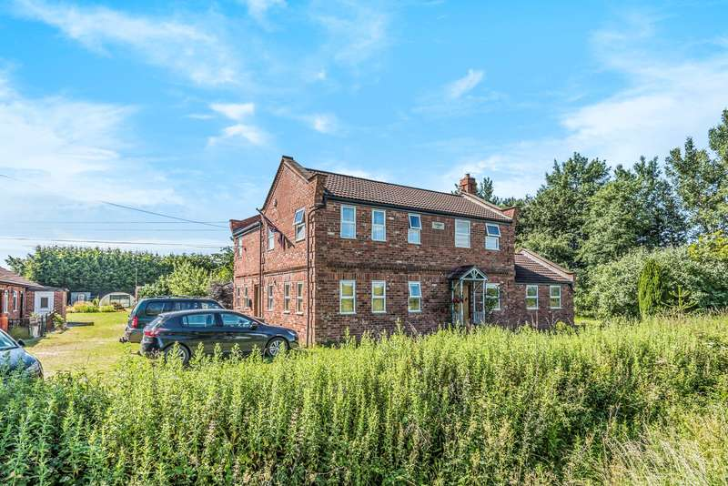 4 Bedrooms Detached House for sale in Fishlake YORKSHIRE