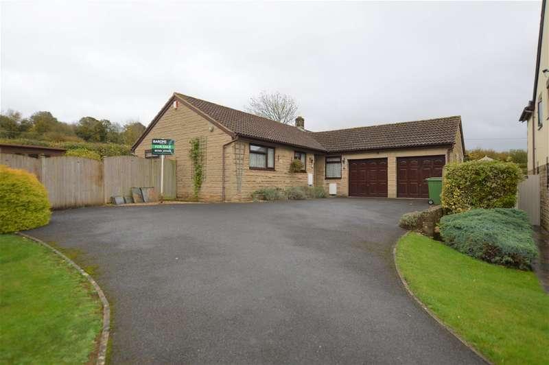 3 Bedrooms Detached Bungalow for sale in Staddlestones, Midsomer Norton, Radstock