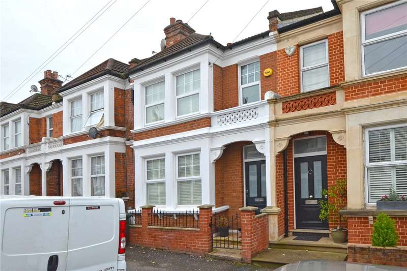 4 Bedrooms Terraced House for rent in Murillo Road, Hither Green, London, SE13