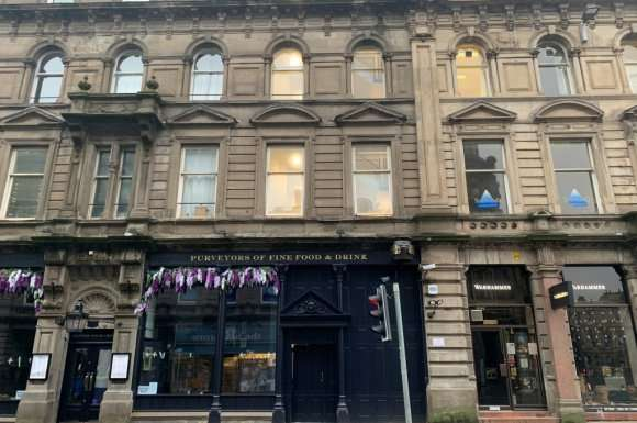 3 Bedrooms Flat for rent in Commercial Street, City Centre, Dundee, DD1