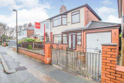 3 Bedrooms Semi Detached House for sale in Larch Avenue, Swinton, Manchester, Greater Manchester