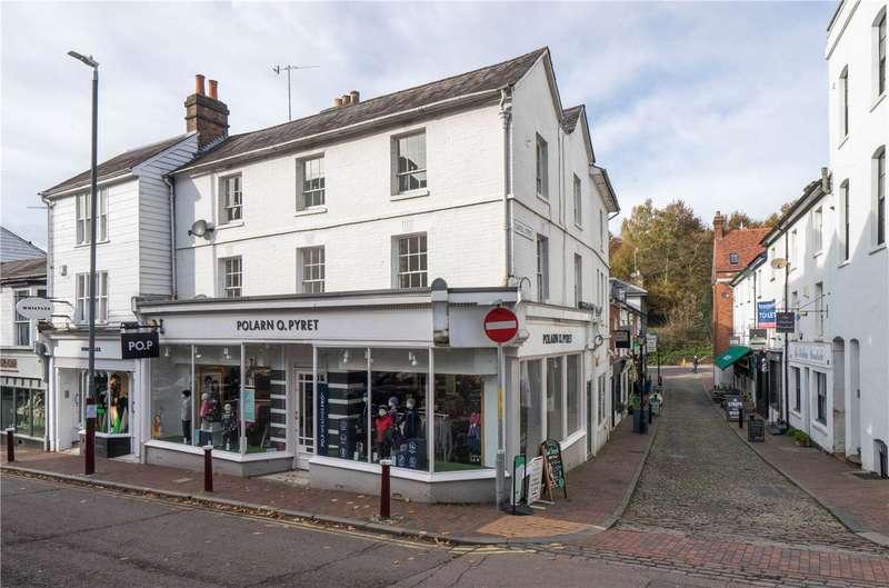 2 Bedrooms Flat for rent in High Street, Tunbridge Wells, Kent, TN1