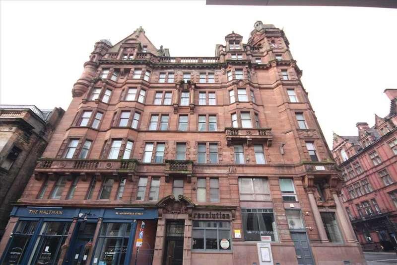 2 Bedrooms Flat for rent in Renfield Street, Glasgow, Glasgow