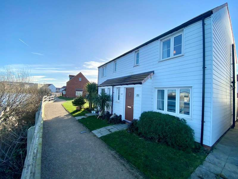 3 Bedrooms Semi Detached House for sale in Ellingham View, Dartford, Kent, DA1