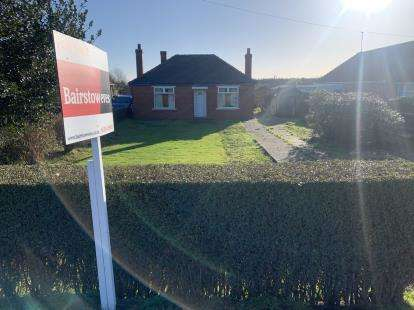 3 Bedrooms Bungalow for sale in Wainfleet Road, Freiston, Boston, Lincolnshire