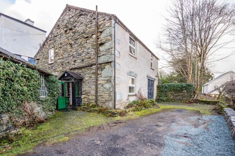 4 Bedrooms Cottage House for sale in Waterhead Range Cottage, Lake Road, Ambleside, Cumbria