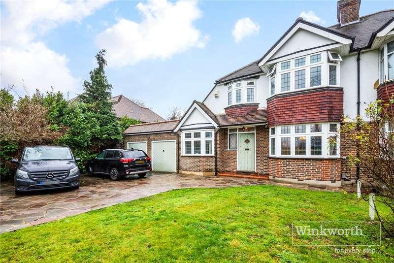 4 Bedrooms Semi Detached House for sale in South Eden Park Road, Beckenham, BR3
