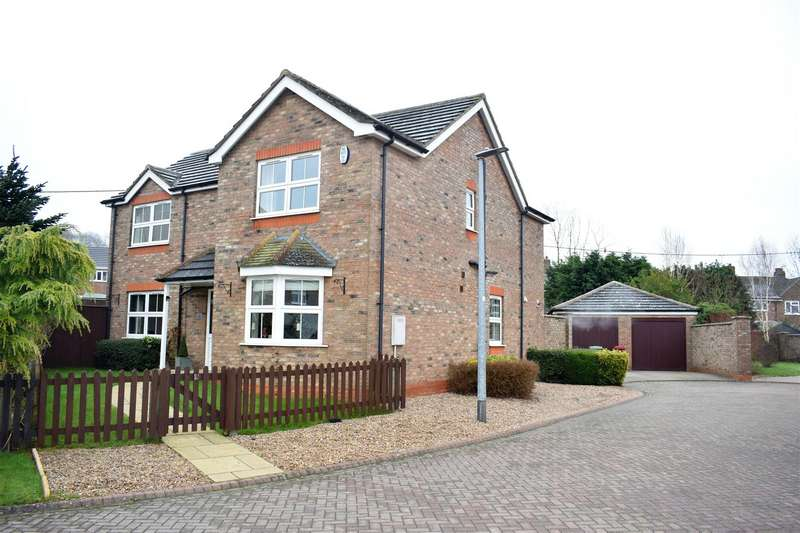 4 Bedrooms Detached House for sale in Hurds Farm, Worlaby