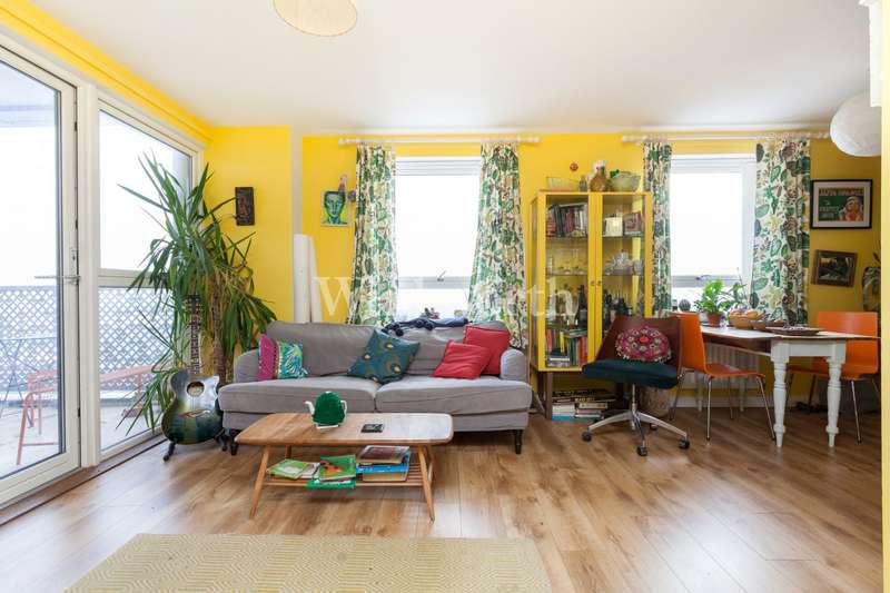 2 Bedrooms Flat for sale in Rivers Apartments, London, N17