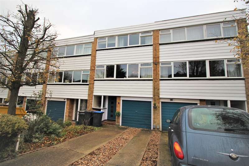 3 Bedrooms Terraced House for rent in Old Hertford Road, Hatfield, AL9