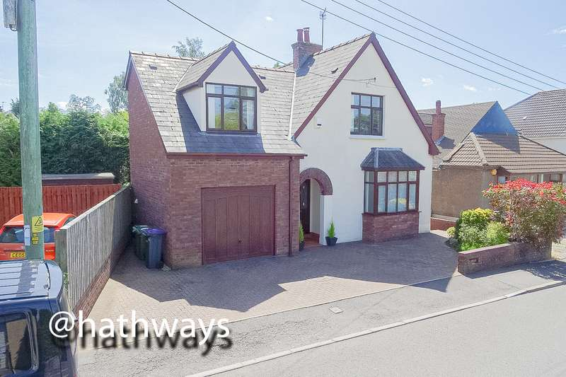 4 Bedrooms Property for sale in Ashford Close South, Croesyceiliog, Cwmbran