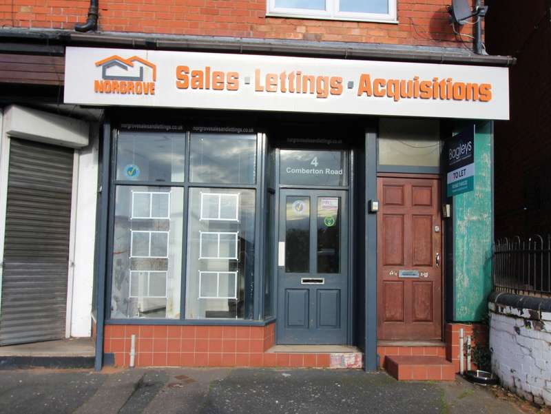 Office Commercial for rent in Comberton Road, Kidderminster, DY10