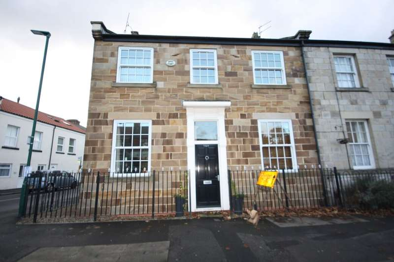 4 Bedrooms Terraced House for rent in Westgate, Guisborough, TS14