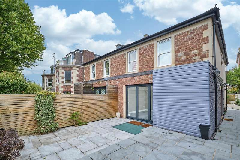4 Bedrooms Semi Detached House for sale in Pembroke Vale, Clifton, Bristol, BS8
