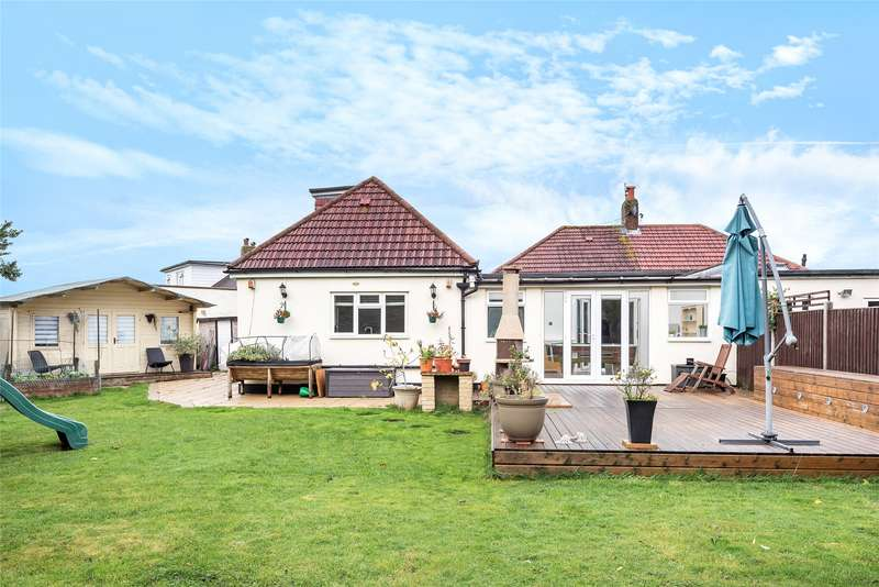 5 Bedrooms Semi Detached Bungalow for sale in Benfleet Close, Sutton, SM1
