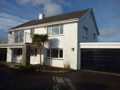 5 Bedrooms Detached House for sale in Lon Engan, Abersoch, Gwynedd, LL53