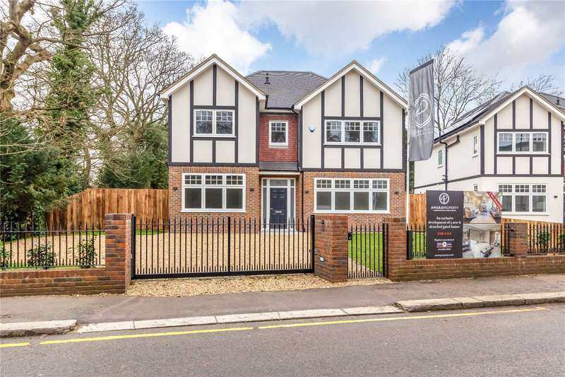 5 Bedrooms Detached House for sale in Waterside Mansions, 14/16 Gordon Avenue, Stanmore, Hertfordshire, HA7