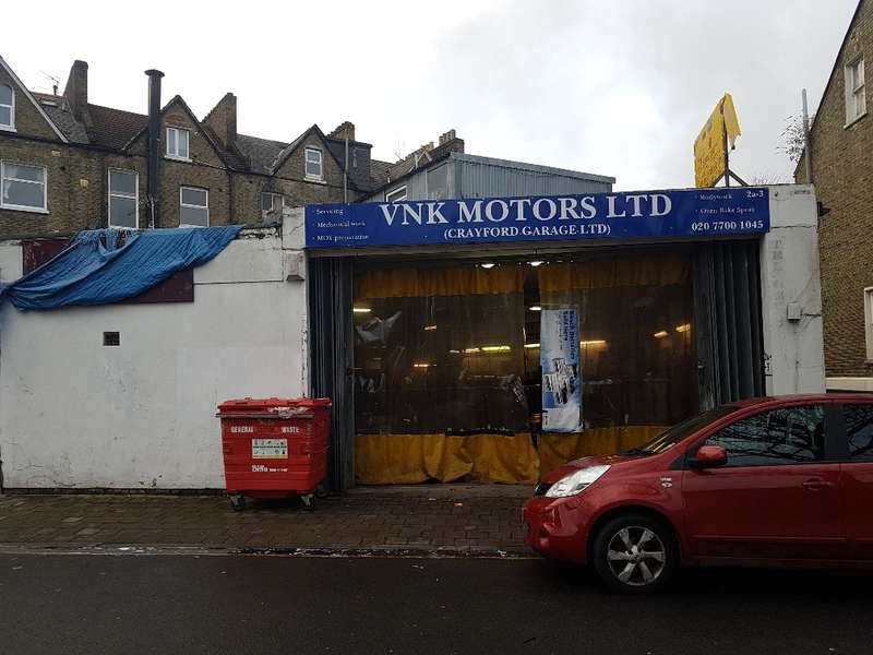 Shop Commercial for rent in Stock Orchard Street, Holloway N7