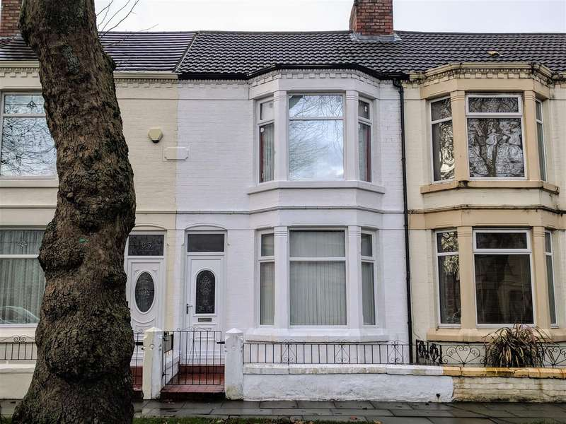3 Bedrooms Terraced House for rent in Stanley Park Avenue South, Liverpool