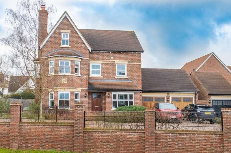 5 Bedrooms Detached House for sale in Cecily Avenue, Braintree
