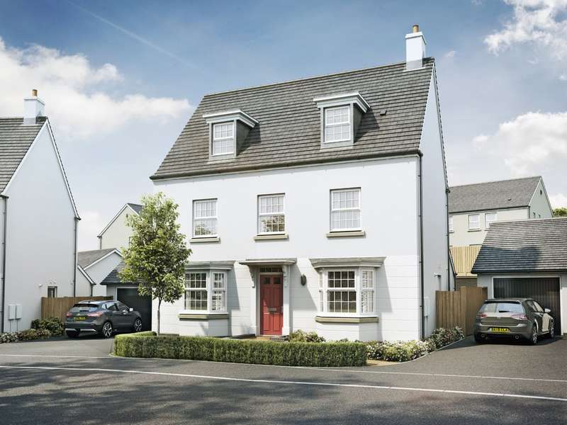 5 Bedrooms Detached House for sale in The Emerson, Embden Grange