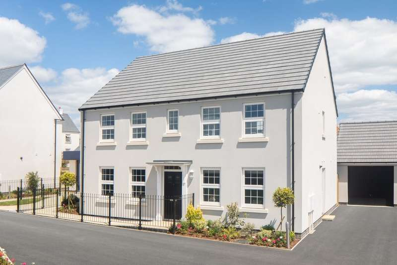 4 Bedrooms Detached House for sale in The Chelworth, Embden Grange