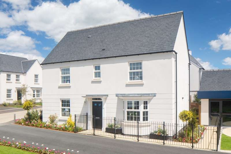 4 Bedrooms Detached House for sale in The Layton , Embden Grange