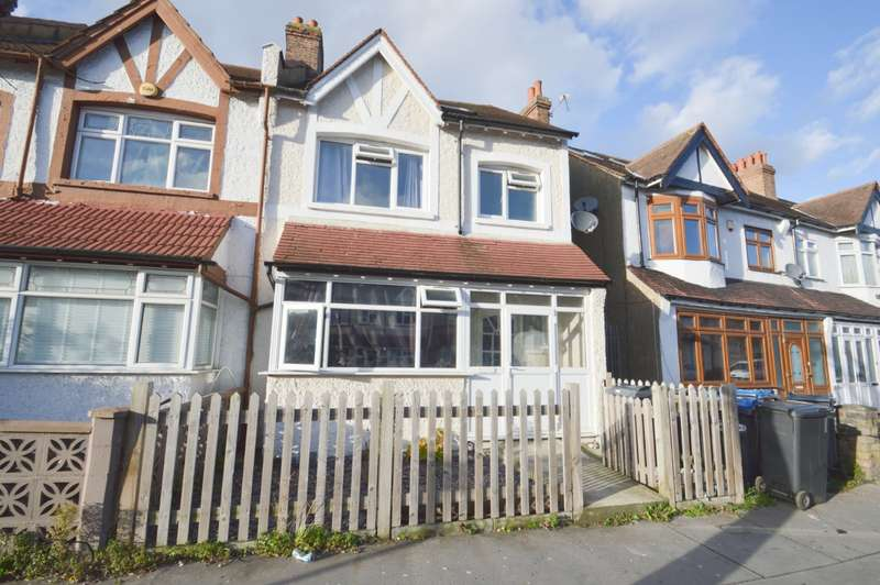 4 Bedrooms End Of Terrace House for sale in Morland Road, Addiscombe