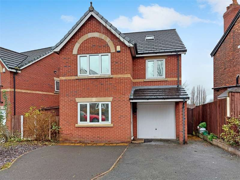 4 Bedrooms Detached House for sale in Hill Lane, Blackley, MANCHESTER