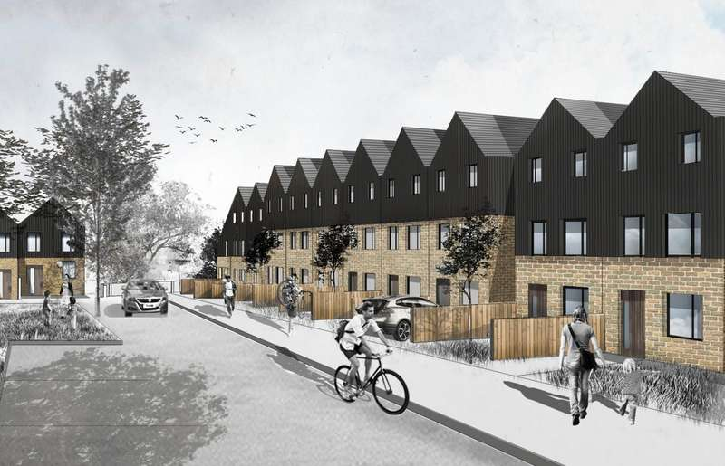 3 Bedrooms Terraced House for sale in Plot 4, Low Lights Development