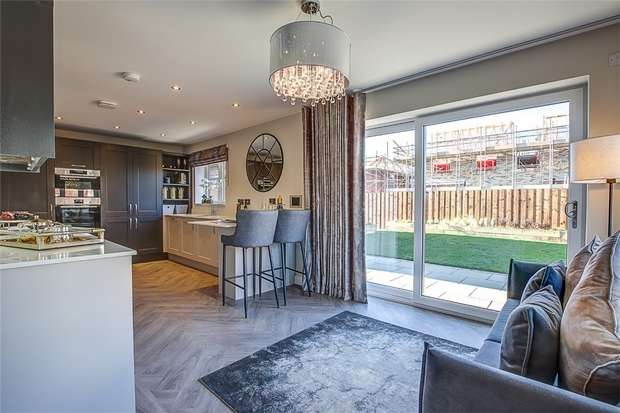 5 Bedrooms Detached House for sale in Plot 19 - The Desning, Thorpe Paddocks, Homes By Carlton, Thorpe Thewles, Stockton