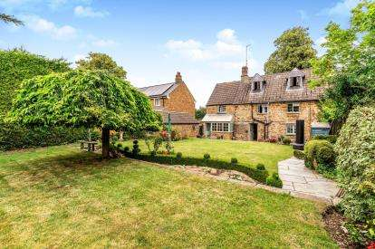 4 Bedrooms Semi Detached House for sale in Mill Lane, Chipping Warden, Banbury, Northamptonshire