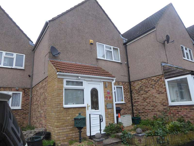 2 Bedrooms Terraced House for sale in Dickenson Road, Feltham