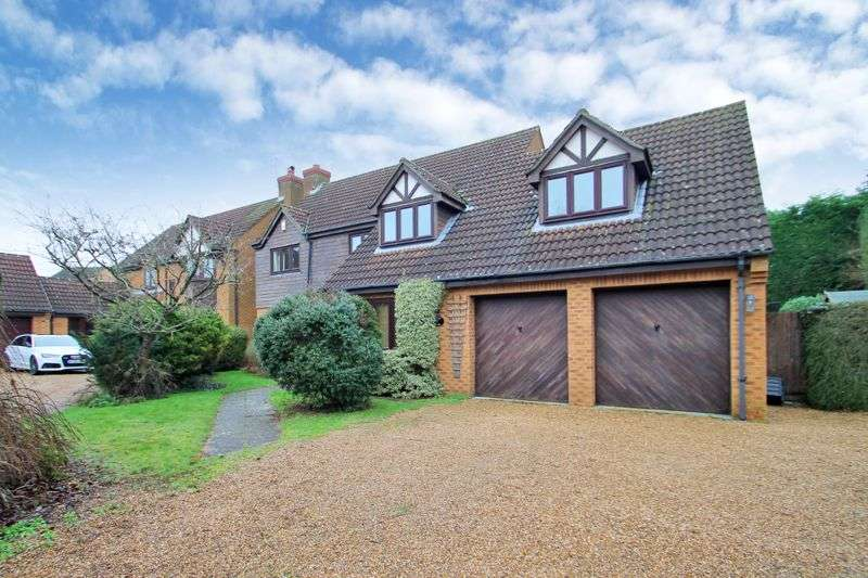 4 Bedrooms Property for sale in Eaton Park, Eaton Bray, Bedfordshire