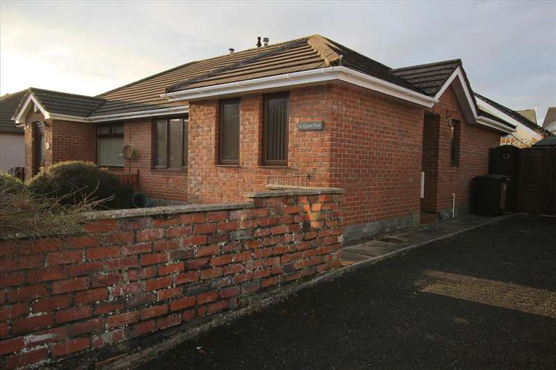 2 Bedrooms Semi Detached Bungalow for sale in Lancashire Road, MILLOM