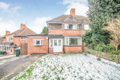 4 Bedrooms Semi Detached House for sale in Barston Road, Oldbury, West Midlands
